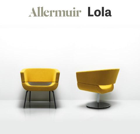 Allermuir Lola Seating