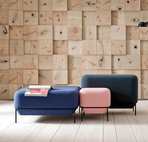 Allermuir Mozaik Seating Lounge Seating