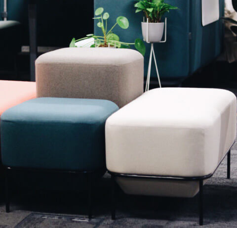 Allermuir Mozaik Seating Reception Seating