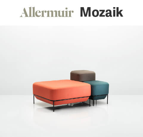 Allermuir Mozaik Seating