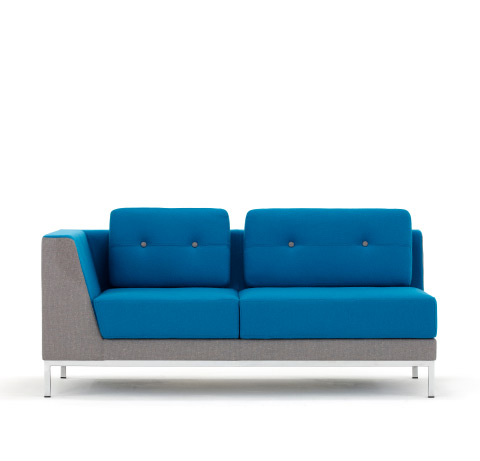 Allermuir Octo Seating Chaise