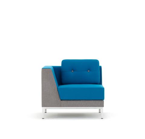 Allermuir Octo Seating Corner Unit