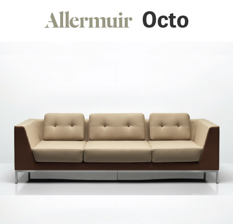 Allermuir Octo Seating
