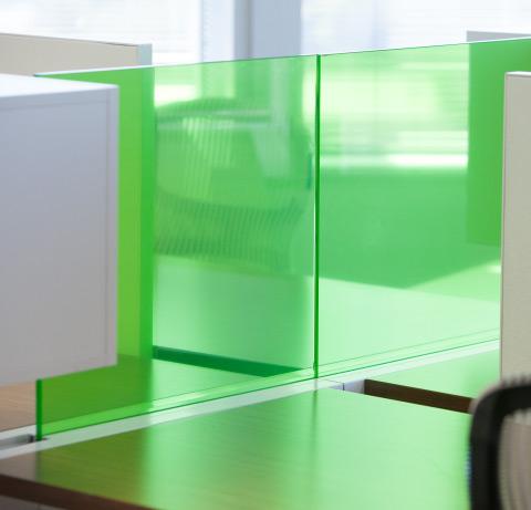 Clarus Divide Workstation Dividers