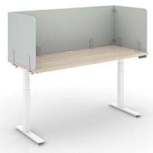 Enwork Edge Screens Desktop Acoustic
