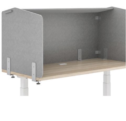 Enwork Edge Screens Desktop With Roof