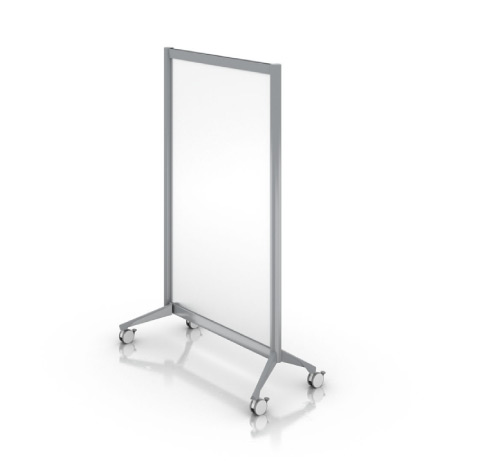 Enwork Zori Freestanding Screens Full Acrylic Mobile
