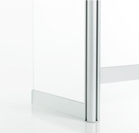 Loftwall Counter Shields Wrap Detail
