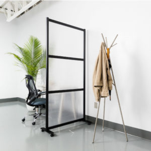 Loftwall Split Space Dividers 78 Inches Tall