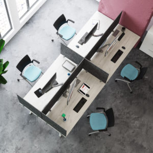 Special-T Screens Desk Mounted