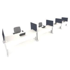 Claridge Desk Dividers