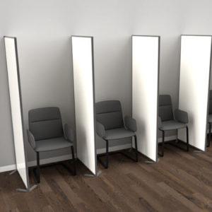 Claridge Space Room Dividers