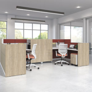 HON Abound Cubicles