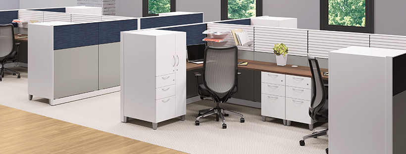 HON Abound Workstations