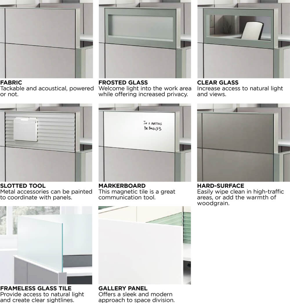 HON Abound Tile Options