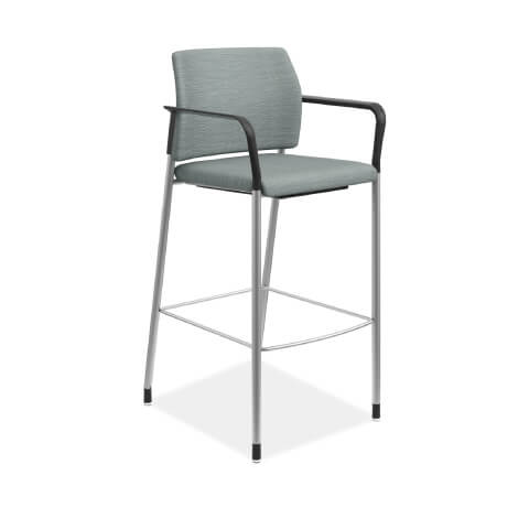 HON Accommodate Cafe Height Stool