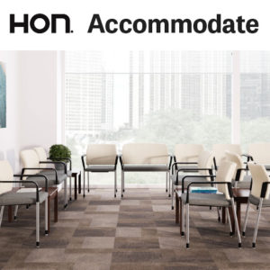 HON Accommodate Healthcare Seating