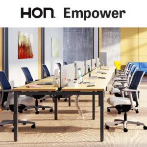 HON Empower Benching
