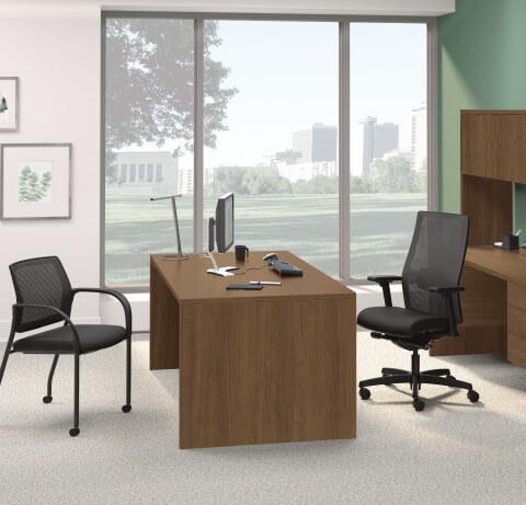 HON Healthcare Administration 10500 Desking