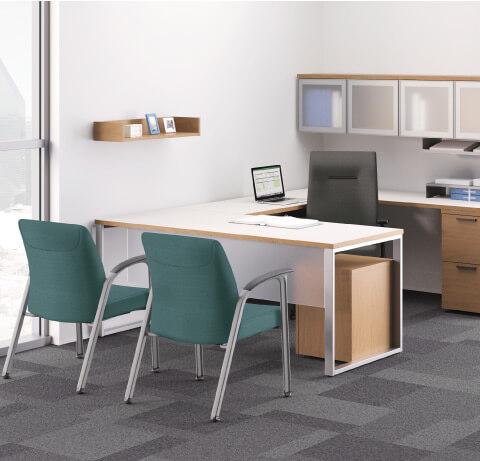 HON Healthcare Administration Furniture