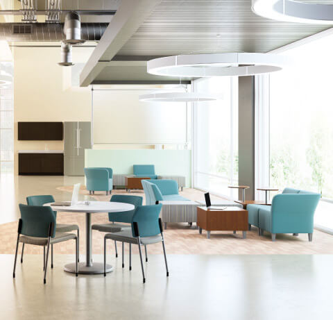 HON Healthcare Breakroom Furniture