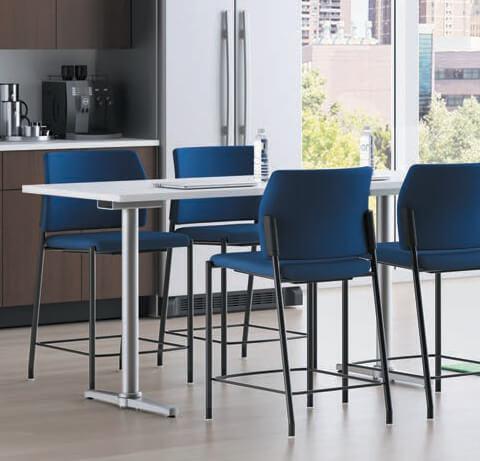 HON Healthcare Cafe Furniture