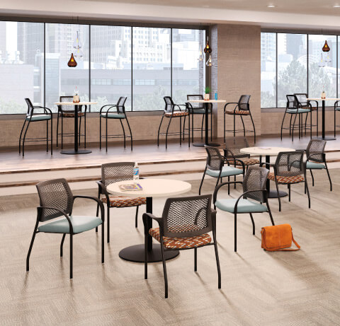 HON Healthcare Cafeteria Furniture