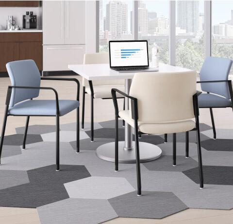 HON Healthcare Community Space Furniture