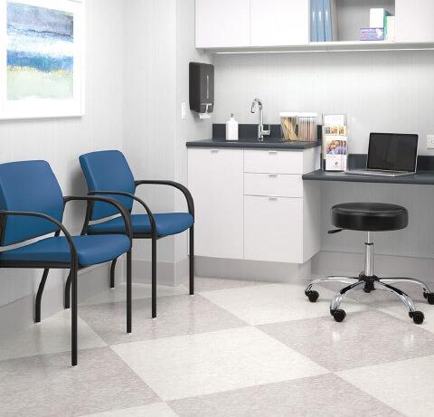 HON Healthcare Exam Room Furniture
