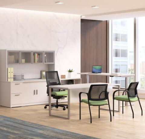 HON Healthcare Patient Consulting Furniture