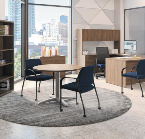 HON Healthcare Patient Consulting Office Furniture