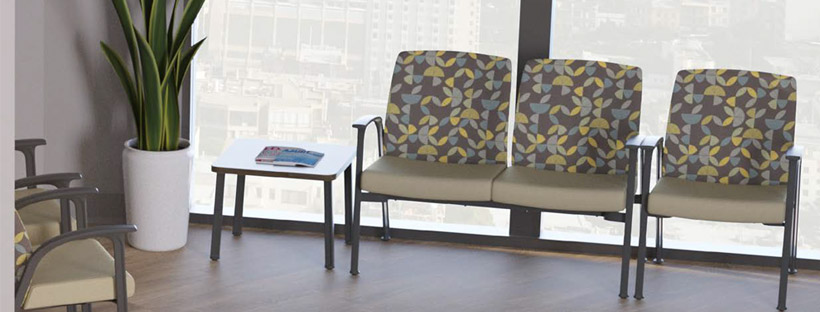 HON Healthcare Soothe Lounge Seating