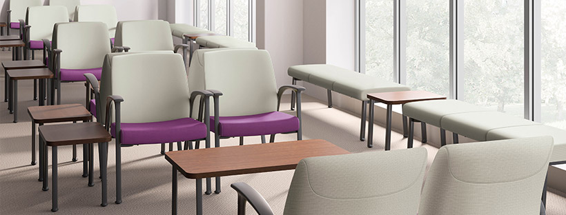 HON Healthcare Soothe Seating