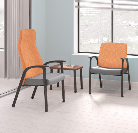 HON Soothe Healthcare Seating 3