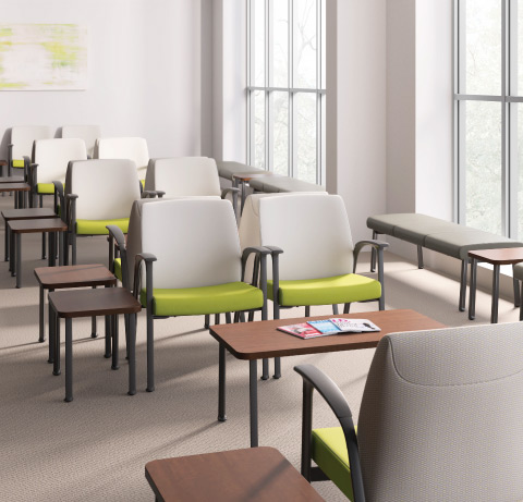 HON Soothe Healthcare Seating 6
