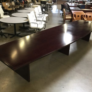 14' conference table