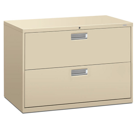 HON 600 Series Lateral File 2 Drawers