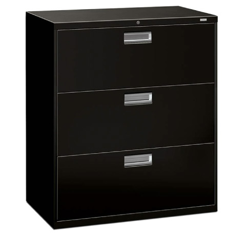 HON 600 Series Lateral File 3 Drawers