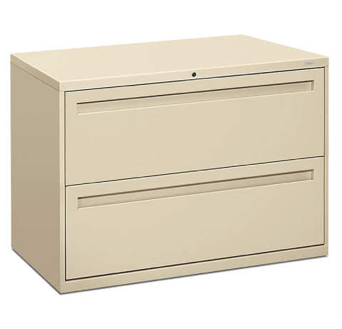 HON 700 Series Lateral File 2 Drawers