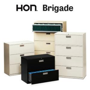HON Brigade Lateral Files