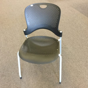 Caper stack chair