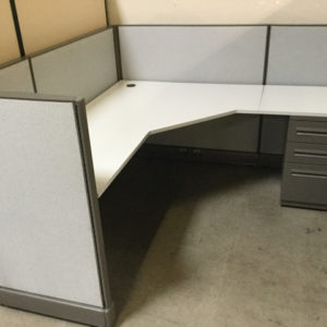 Herman miller workstations
