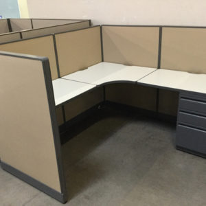 Haworth cubicle