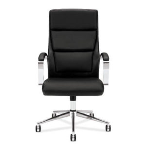 HON HVL105 Executive Chair Front View