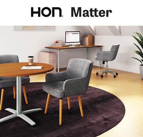 HON Matter Guest Chair