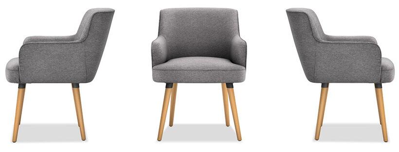 HON Matter Guest Chair Leg Base