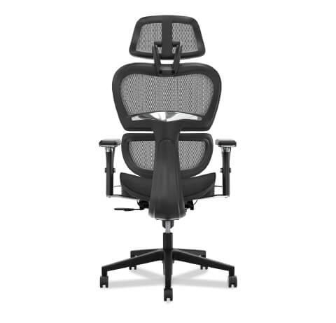 HON Neutralize Task Chair Back View