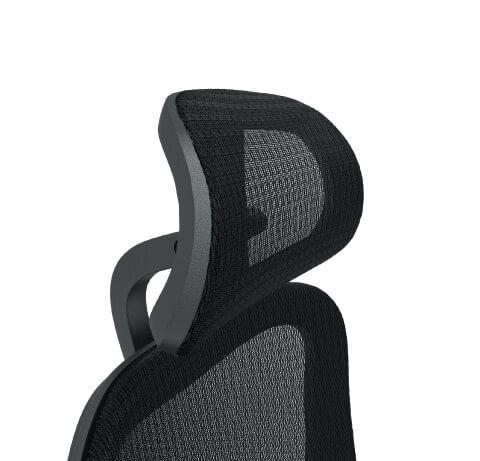 HON Neutralize Task Chair Headrest Closeup