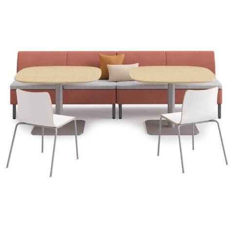 HON Astir Three Seat Lounge