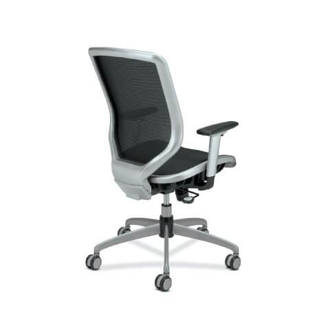 HON Boda Task Chair Mesh Seat Back View